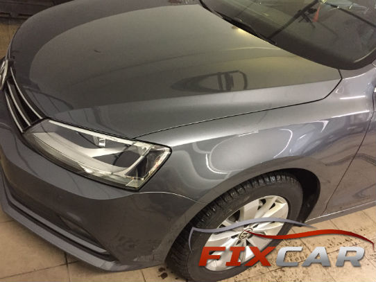 Покраска автомобиля после ДТП